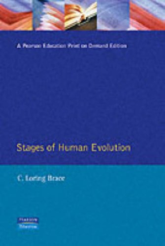 Stages of Human Evolution  5th 1995 (Revised) edition cover