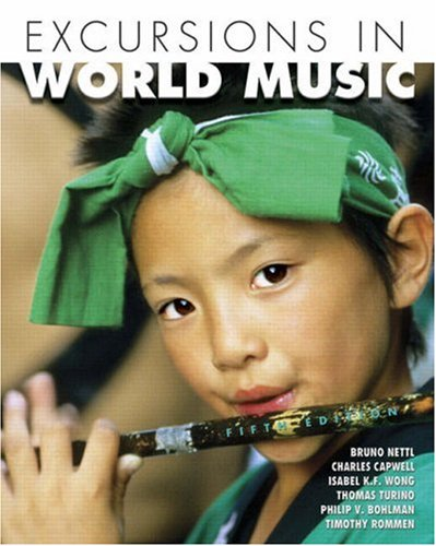 Excursions in World Music  5th 2008 edition cover