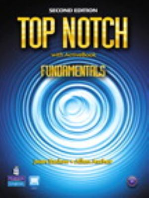 Top Notch Fundamentals Student Book and Workbook Pack  2nd 2011 9780132794855 Front Cover