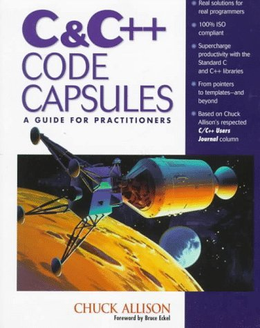 C and C++ Code Capsules A Guide for Practitioners  1998 9780135917855 Front Cover