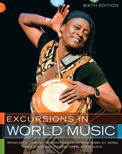 Excursions in World Music  6th 2011 (Revised) edition cover