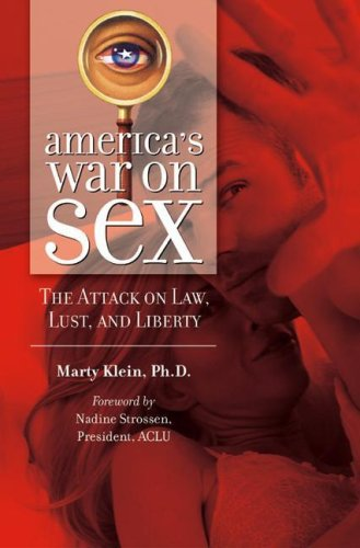 America's War on Sex The Attack on Law, Lust, and Liberty  2006 edition cover