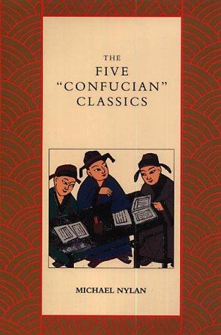 "Five ""Confucian"" Classics   2001 edition cover"