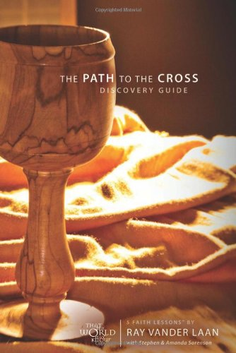 Path to the Cross Discovery Guide Five Faith Lessons N/A 9780310329855 Front Cover