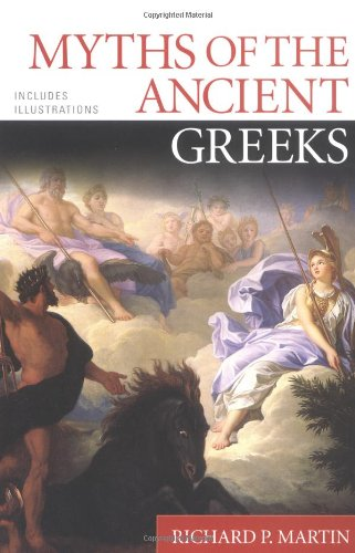 Myths of the Ancient Greeks   2003 edition cover
