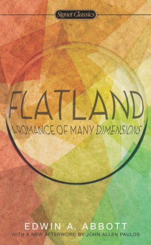 Flatland A Romance of Many Dimensions N/A edition cover