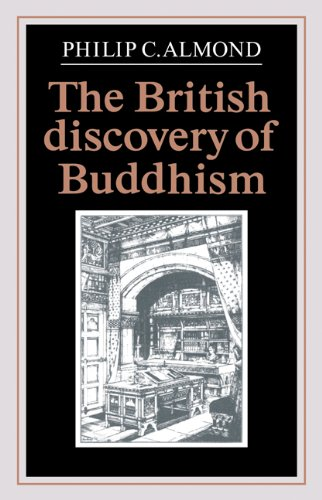 British Discovery of Buddhism  N/A edition cover