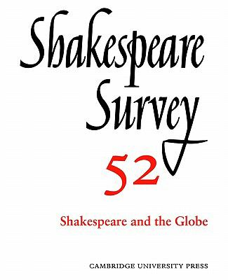 Shakespeare and the Globe   2003 9780521541855 Front Cover