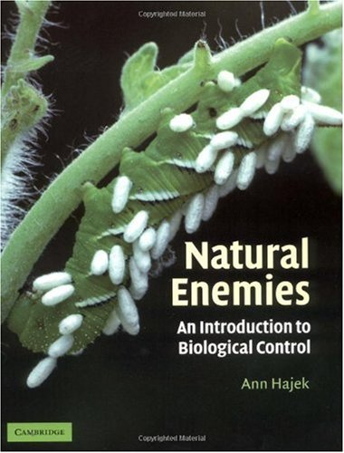 Natural Enemies An Introduction to Biological Control  2004 9780521653855 Front Cover