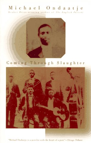 Coming Through Slaughter  N/A edition cover