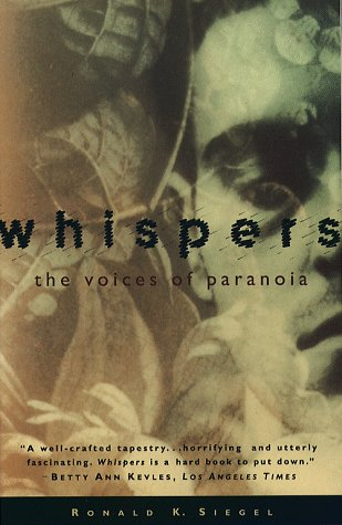 Whispers The Voices of Paranoia  1996 edition cover