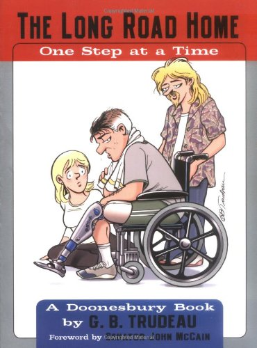 Long Road Home One Step at a Time  2005 edition cover