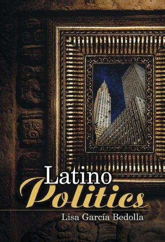 Latino Politics   2009 edition cover