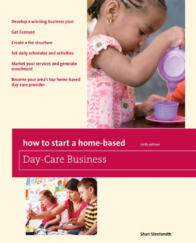Day Care Business  6th 2011 edition cover