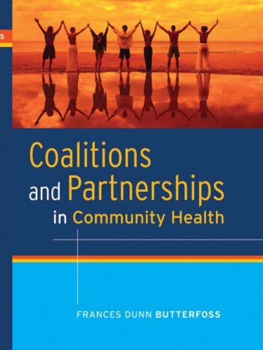 Coalitions and Partnerships in Community Health   2007 edition cover
