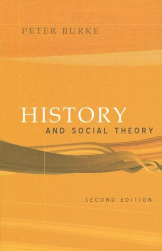 History and Social Theory  2nd 2005 (Revised) edition cover
