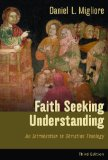 Faith Seeking Understanding An Introduction to Christian Theology  2014 edition cover