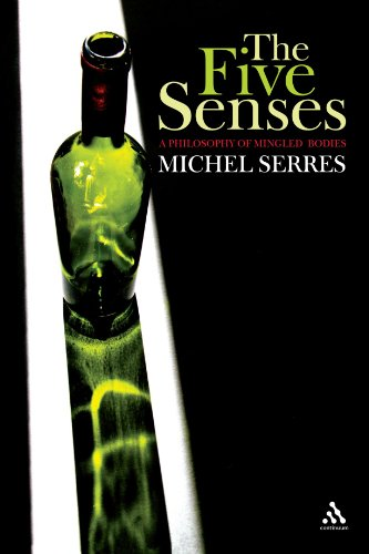 Five Senses A Philosophy of Mingled Bodies  2008 edition cover