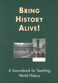 Bring History Alive! A Sourcebook for Teaching United States History Teachers Edition, Instructors Manual, etc.  edition cover