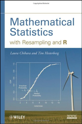 Mathematical Statistics with Resampling and R   2011 edition cover