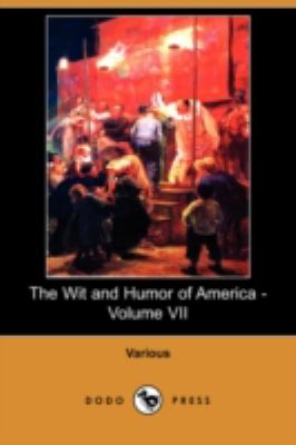 Wit and Humor of America - N/A 9781406573855 Front Cover
