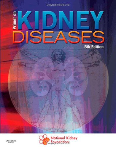 Primer on Kidney Diseases  5th 2009 edition cover