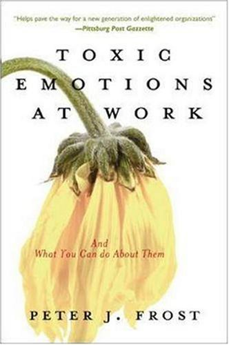 Toxic Emotions at Work and What You Can Do about Them   2007 edition cover