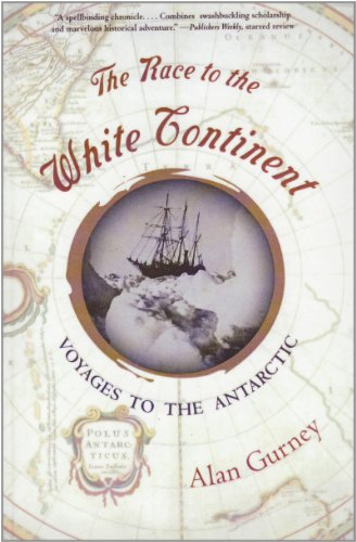 The Race to the White Continent:  2008 edition cover
