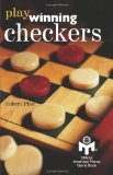 Play Winning Checkers Official Mensa Game Book (w/registered Icon/trademark as shown on the front Cover) N/A edition cover
