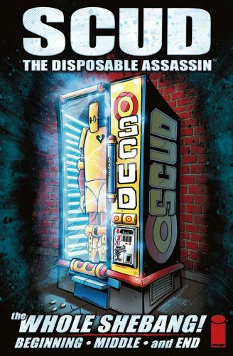 Scud The Whole Shebang! - The Disposable Assassin  2008 edition cover