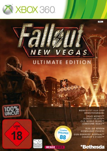 Fallout New Vegas - Ultimate Edition Xbox 360 artwork
