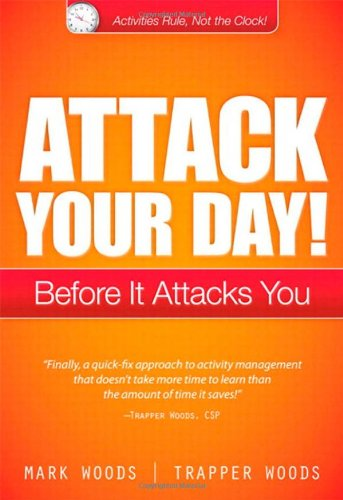 Attack Your Day! Before It Attacks You  2013 edition cover