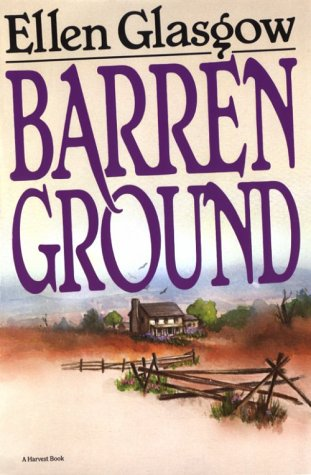 Barren Ground   1985 (Reprint) edition cover