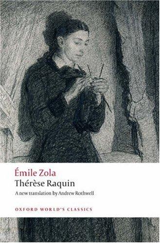 Th�r�se Raquin   2008 edition cover