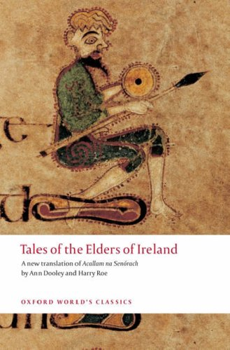 Tales of the Elders of Ireland   2008 edition cover