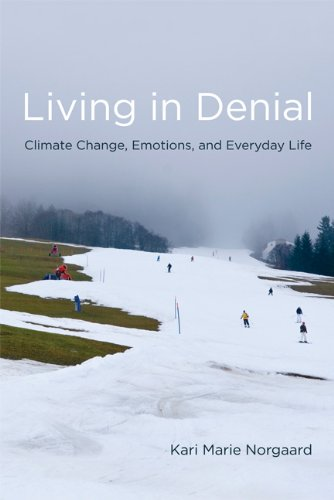 Living in Denial Climate Change, Emotions, and Everyday Life  2011 edition cover