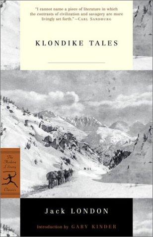 Klondike Tales   2001 edition cover