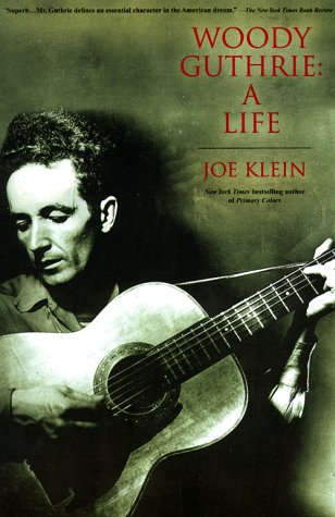 Woody Guthrie A Life N/A edition cover