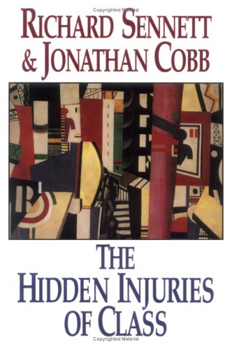 Hidden Injuries of Class  N/A edition cover
