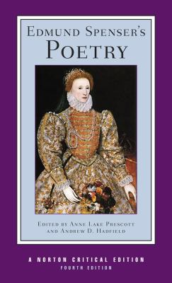 Edmund Spenser's Poetry:   2012 edition cover
