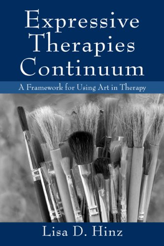Expressive Therapies Continuum A Framework for Using Art in Therapy  2009 edition cover