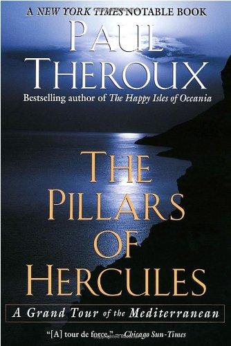 Pillars of Hercules A Grand Tour of the Mediterranean N/A edition cover