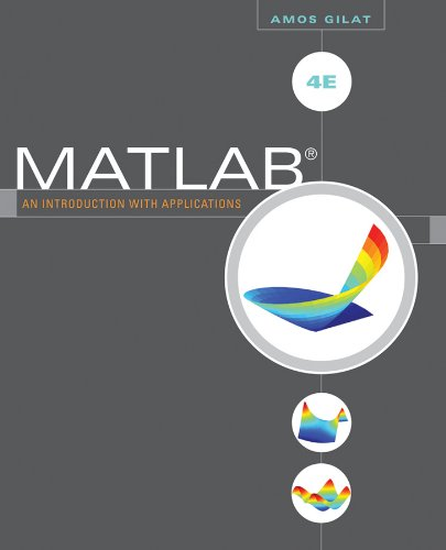 Matlab An Introduction with Applications 4th 2011 edition cover