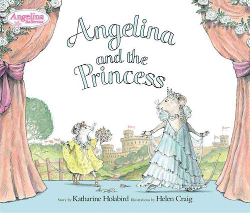 Angelina and the Princess  N/A edition cover