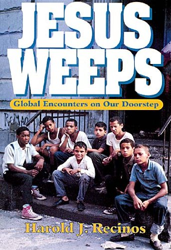 Jesus Weeps Global Encounter on Our Doorstep N/A edition cover