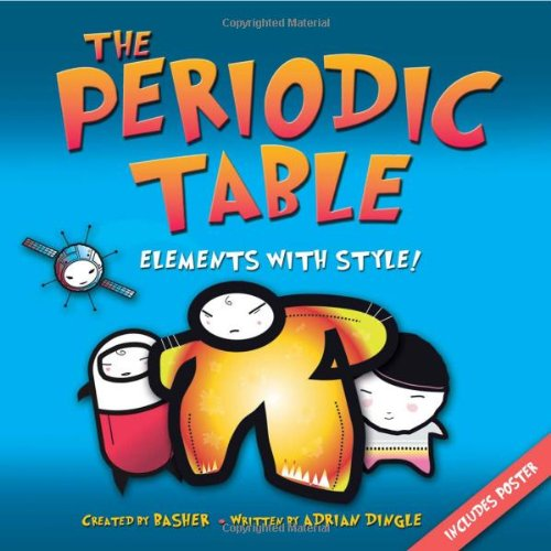Periodic Table Elements with Style!  2007 edition cover