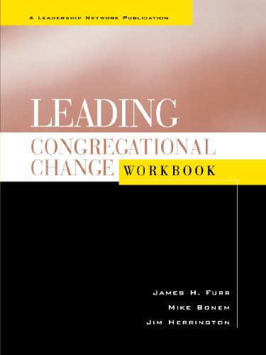 Leading Congregational Change   2000 edition cover
