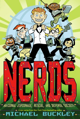 Nerds National Espionage, Rescue, and Defense Society  2009 edition cover