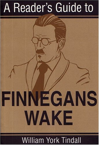 Reader's Guide to Finnegans Wake  N/A edition cover