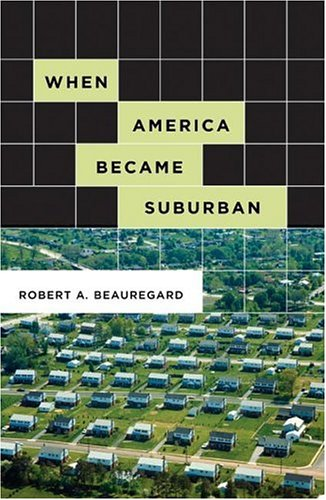 When America Became Suburban   2006 edition cover